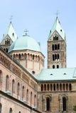 Catedral de Speyer Imagenes de archivo