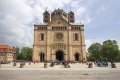 Catedral de Speyer, Alemania Imagenes de archivo