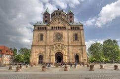 Catedral de Speyer, Alemania Foto de archivo libre de regalías