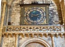 Catedral de St Andre en Burdeos, Francia Fotos de archivo libres de regalías