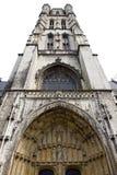 Catedral de St Bavon, Gante, Flandes, Bélgica fotos de archivo libres de regalías