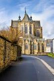 Catedral de St Huberto en Bélgica Imagen de archivo