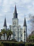 Catedral de St Louis fotografía de archivo
