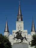 Catedral de St Louis Imagens de Stock Royalty Free
