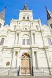 Catedral de St Louis fotografia de stock