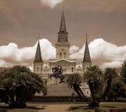 Catedral de St Louis Fotos de archivo