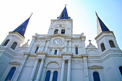 Catedral de St Louis Imagenes de archivo