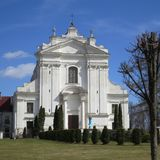 Catedral de St Louis Imagen de archivo libre de regalías