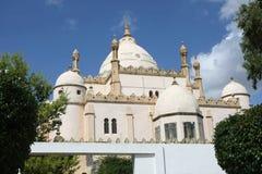 Catedral de St. Louis de Cartago Imagen de archivo libre de regalías
