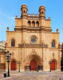 Catedral de St Mary. Castellon de la Plana imagen de archivo libre de regalías