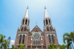 A catedral de St Mary, Yangon Imagens de Stock