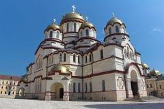 Catedral de St Panteleimon o grande mártir Fotos de Stock
