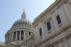 A catedral de St Paul Imagens de Stock