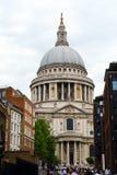 A catedral de St Paul em Londres, Reino Unido, o 24 de maio de 2018 fotos de stock royalty free