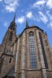 Catedral de St. Peter e Paul, Brno Imagem de Stock