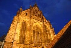 Catedral de St Peter e Paul em Brno, república checa Imagens de Stock Royalty Free