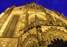 Catedral de St Peter e Paul em Brno, república checa Foto de Stock