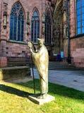 Catedral de St Peter ou de catedral nos sem-fins, Alemanha dos sem-fins Fotos de Stock
