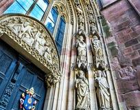 Catedral de St Peter ou de catedral nos sem-fins, Alemanha dos sem-fins Foto de Stock Royalty Free