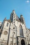 A catedral de St Stephen - Viena Imagem de Stock Royalty Free