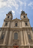 Catedral de St Teresa de Avila em Subotica Imagens de Stock
