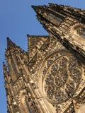 Catedral de St.Vitus em Praga Fotos de Stock Royalty Free