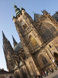 Catedral de St.Vitus em Praga Foto de Stock Royalty Free