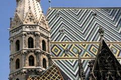 Catedral de Stephansdom foto de archivo libre de regalías