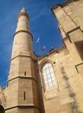 Catedral de StSophia en Nicosia Fotografía de archivo