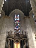 Catedral de StVitus Imágenes de archivo libres de regalías