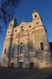 Catedral de Sumuleu en Transilvania Fotografía de archivo libre de regalías