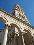 Catedral de SV. Duje, Split, Croatia fotografia de stock royalty free