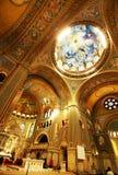 Catedral de Szeged fotos de archivo