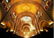 Catedral de Szeged foto de archivo libre de regalías