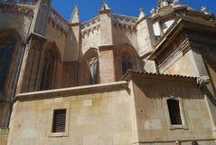 Catedral de Tarragona Royaltyfri Fotografi