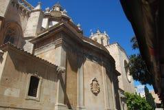 Catedral DE Tarragona Stock Foto