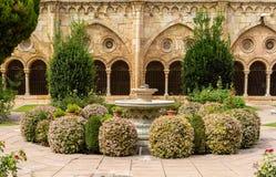 Catedral de Tarragona, em Catalonia imagens de stock royalty free