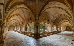 Catedral de Tarragona, em Catalonia imagem de stock