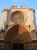 Catedral de Tarragona (Spain ) Stock Images