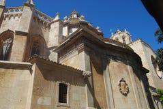 Catedral De Tarragone photos libres de droits