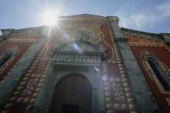 Catedral de Tende foto de stock