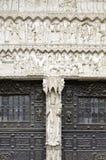 Catedral de Toledo Fotografia de Stock