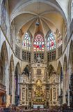 Catedral de Toulouse, França foto de stock royalty free