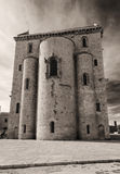 Catedral de Trani imagen de archivo libre de regalías
