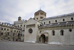 Catedral de Trento Foto de archivo libre de regalías