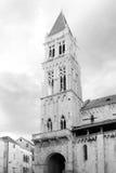Catedral de Trogir Imagen de archivo libre de regalías
