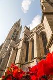 Catedral de Truro em Cornualha Reino Unido Inglaterra imagens de stock