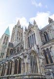 Catedral de Truro em Cornualha Reino Unido Inglaterra fotografia de stock royalty free