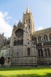 Catedral de Truro em Cornualha Reino Unido Inglaterra imagens de stock royalty free