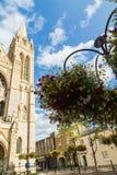 Catedral de Truro em Cornualha Reino Unido Inglaterra fotografia de stock
